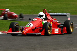 Reynard 883 Monoposto at Brands Hatch