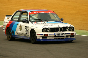 BMW at Brands Hatch