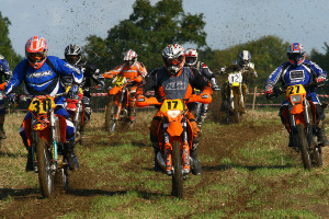 Enduro at Tunstall