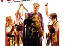 2009-02 Rackheath Players poster Pompeii Panto copy